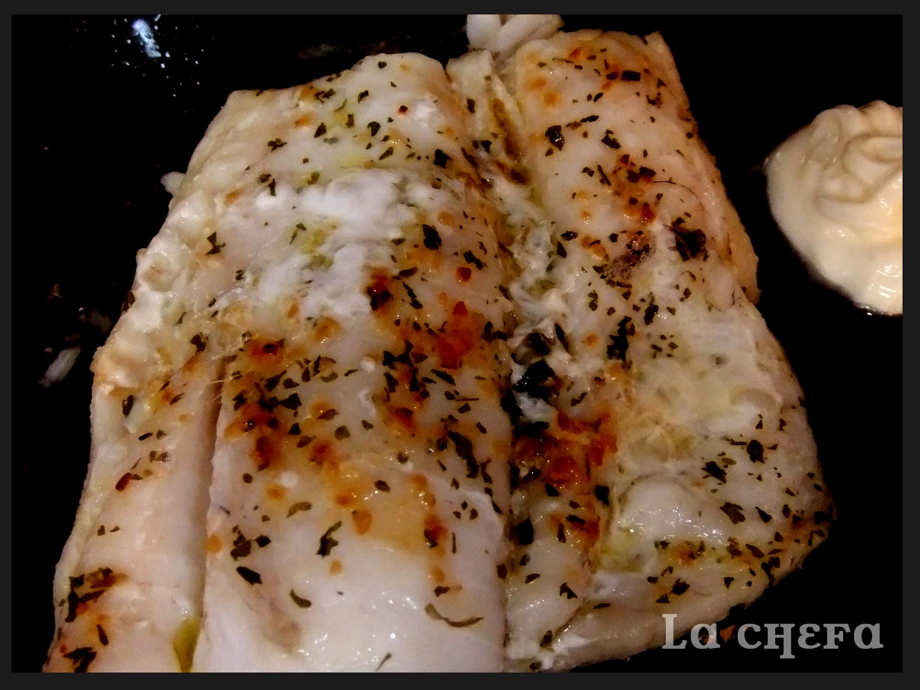 Merluza al horno lachefa - Cocinar lomos de merluza ...