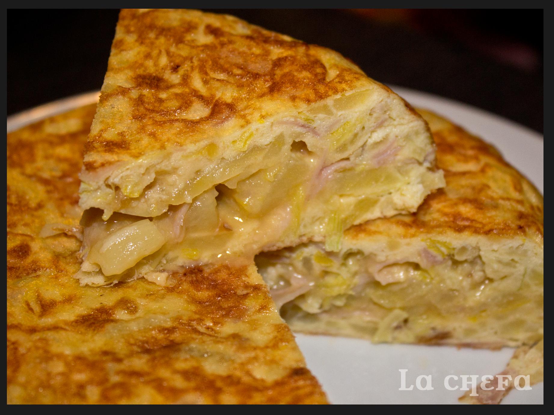 Patata Porner tortillas | lachefa