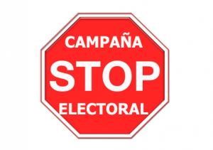 STOP CAMPAÑA ELECTORAL