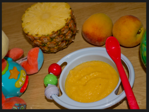 fruta-pina-y-melocoton